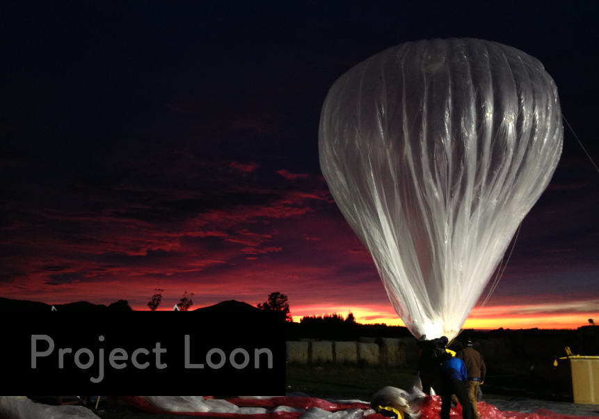 Google will test project loon in Indonesia