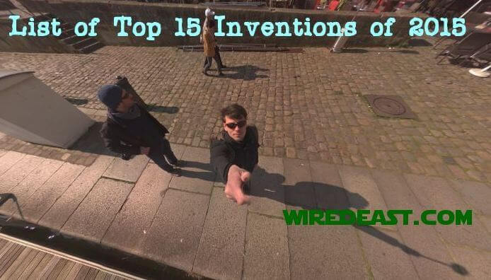 List of Top 15 Useful Inventions of 2015