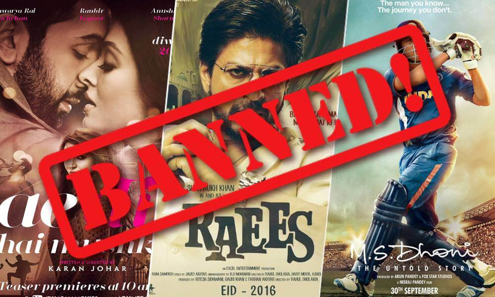 Indian Films Will Be On Air In Pakistani Cinemas