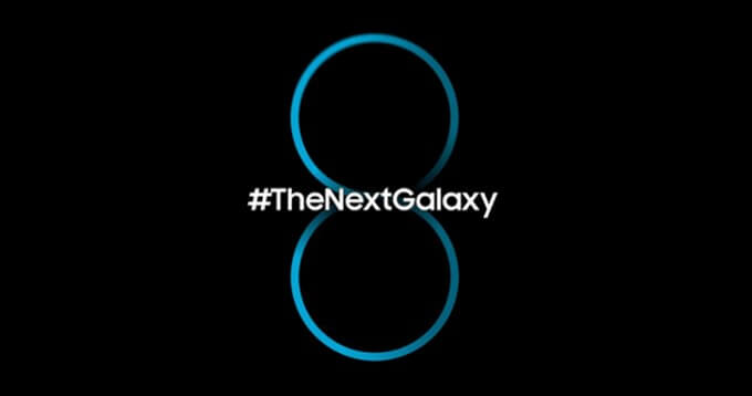[Leaks] Here's Your First Look at Samsung Galaxy S8 & S8+
