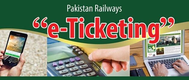 Now Book Pakistan Railway Tickets Online