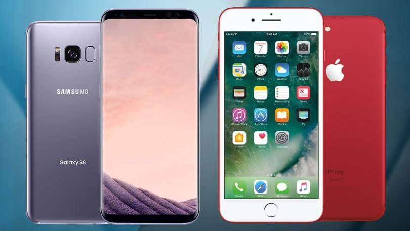 Samsung Galaxy S8+ vs Apple iPhone 7 Plus: Which is Better?