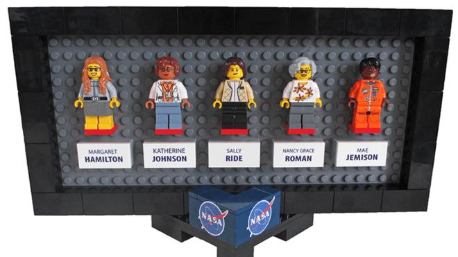 Lego Toy Company to Make Women of Nasa Set