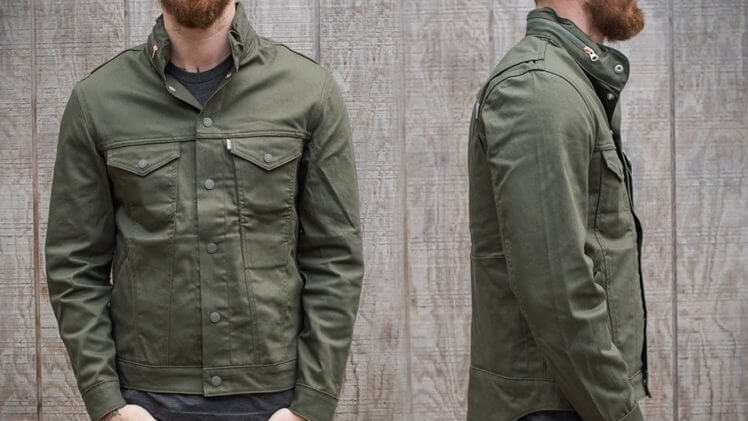'Smart' Jacket – Levi's & Google Are Partnering to Launch