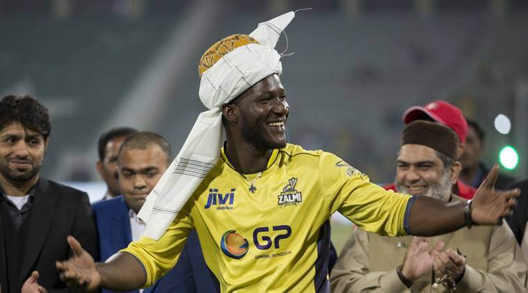 I brought a ton of smiles in Lahore and Peshawar, says Darren Sammy