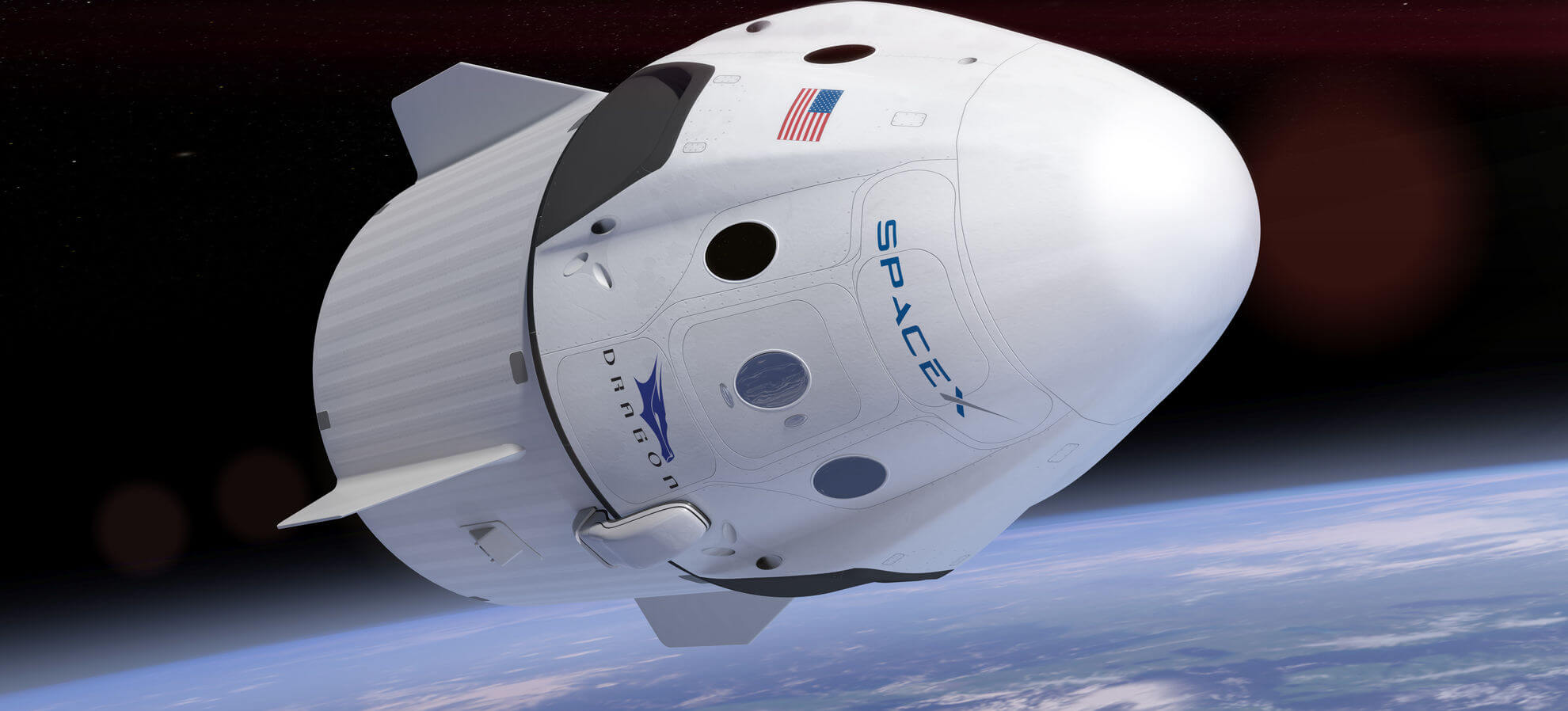 Trip to the Moon: SpaceX Is Starting Space Tourism