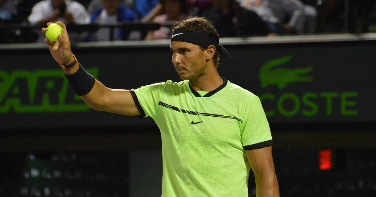 Nishikori upset as Nadal marches into Miami semis