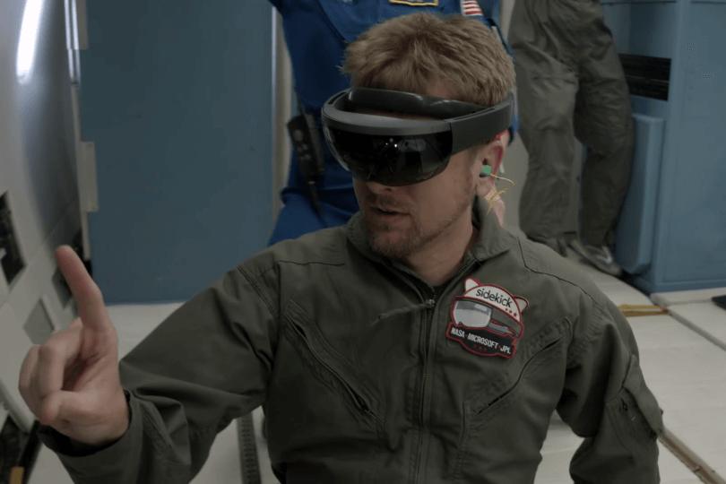 NASA is Using Virtual Reality to Train Astronauts