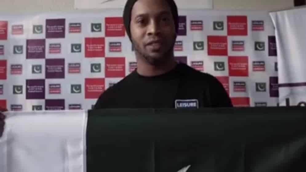 Ronaldinho The Football Legend is Coming to Pakistan!
