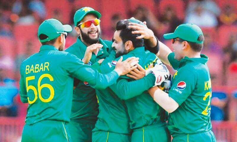 Pakistan Beat West Indies In 2nd ODI, Level Series