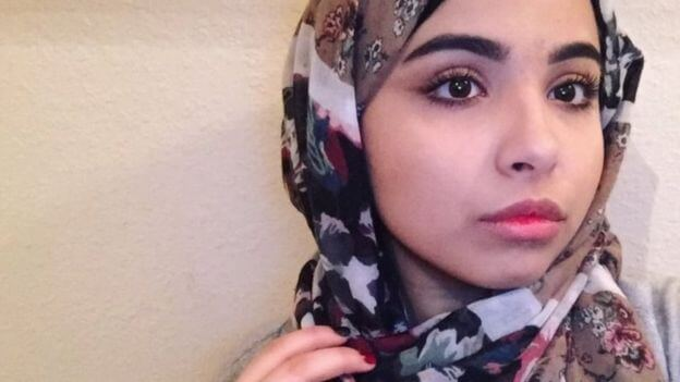 Muslim teen reveals father's response to removing hijab