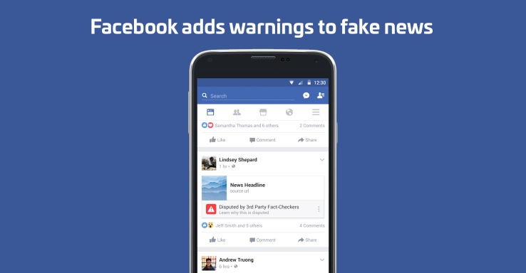 Here is how you can spot false news on Facebook