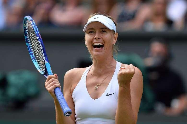Eugenie Bouchard slams WTA over 'cheater' Maria Sharapova