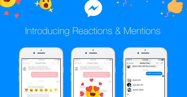 Facebook Adds New Features to Messenger in Major Update