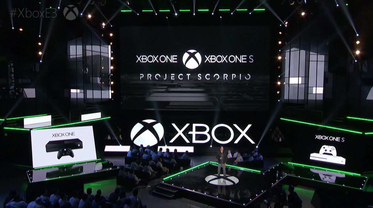 Microsoft's Xbox Scorpio The Most Powerful Gaming Console