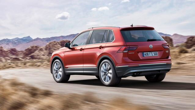Volkswagen to Launch 17 New SUVs in the Next 3 Years