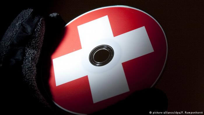 Swiss 'spy' arrested in Frankfurt