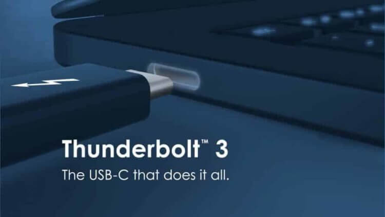 Intel Wants to Replace USB with Thunderbolt 3
