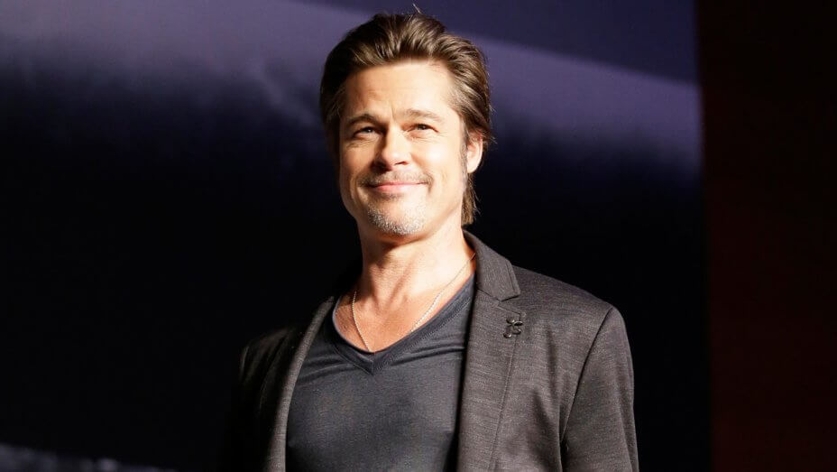 How Brad Pitt fixed his image problem with one interview