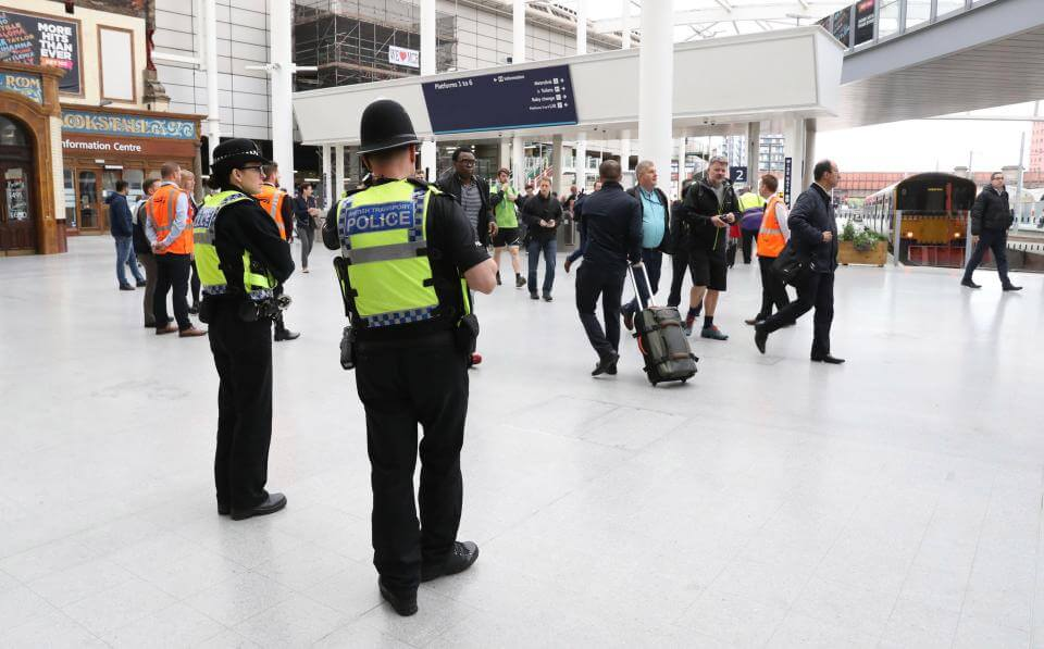 Manchester attack: Victoria railway station reopens