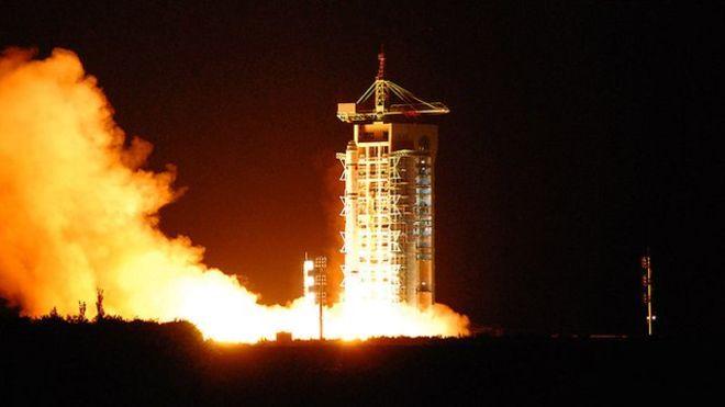 China's quantum satellite in big leap
