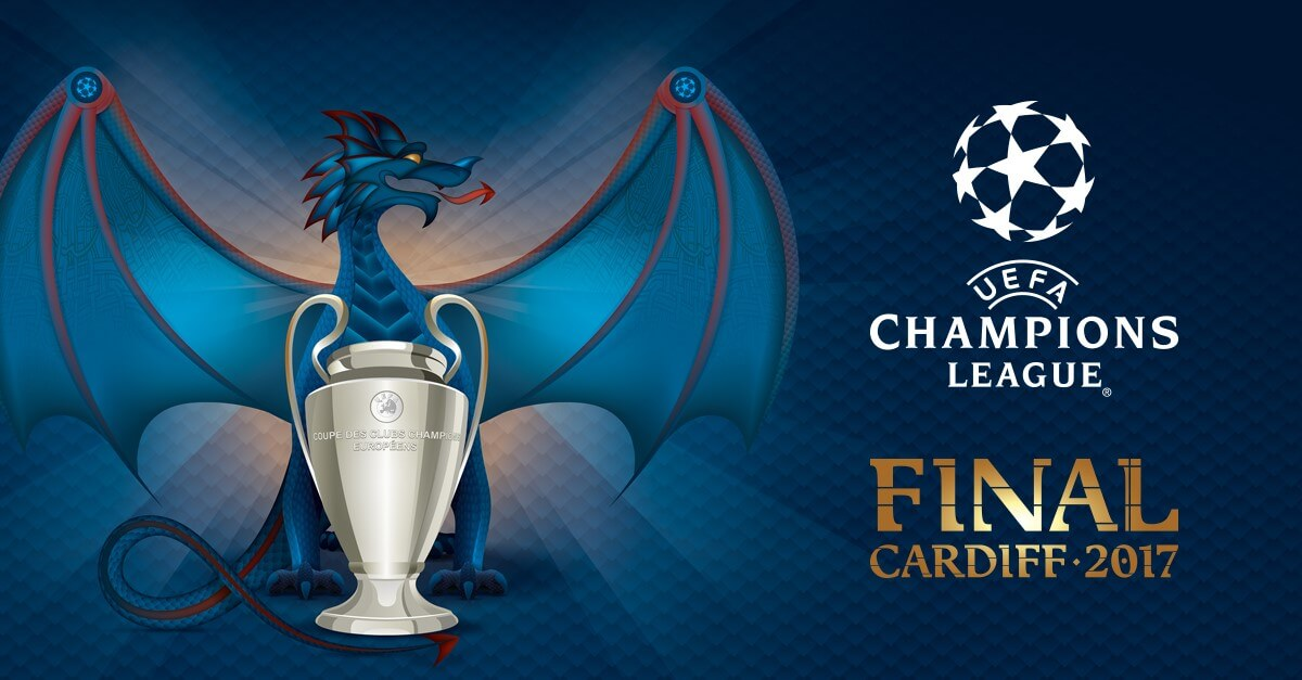 Champions League: 170,000 football fans head to Cardiff