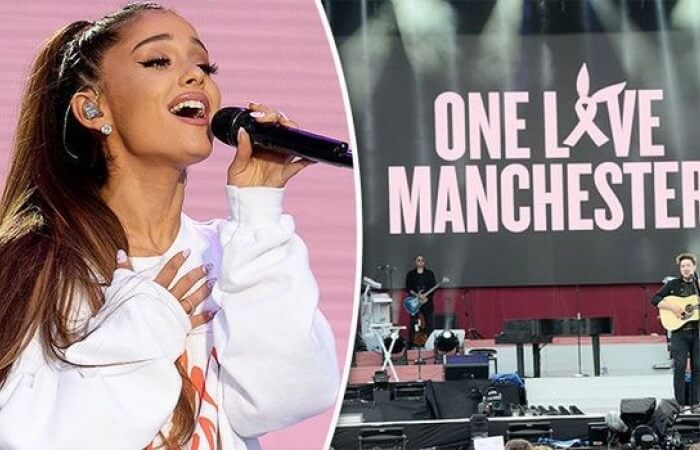 Ariana Grande to get honorary citizenship of Manchester