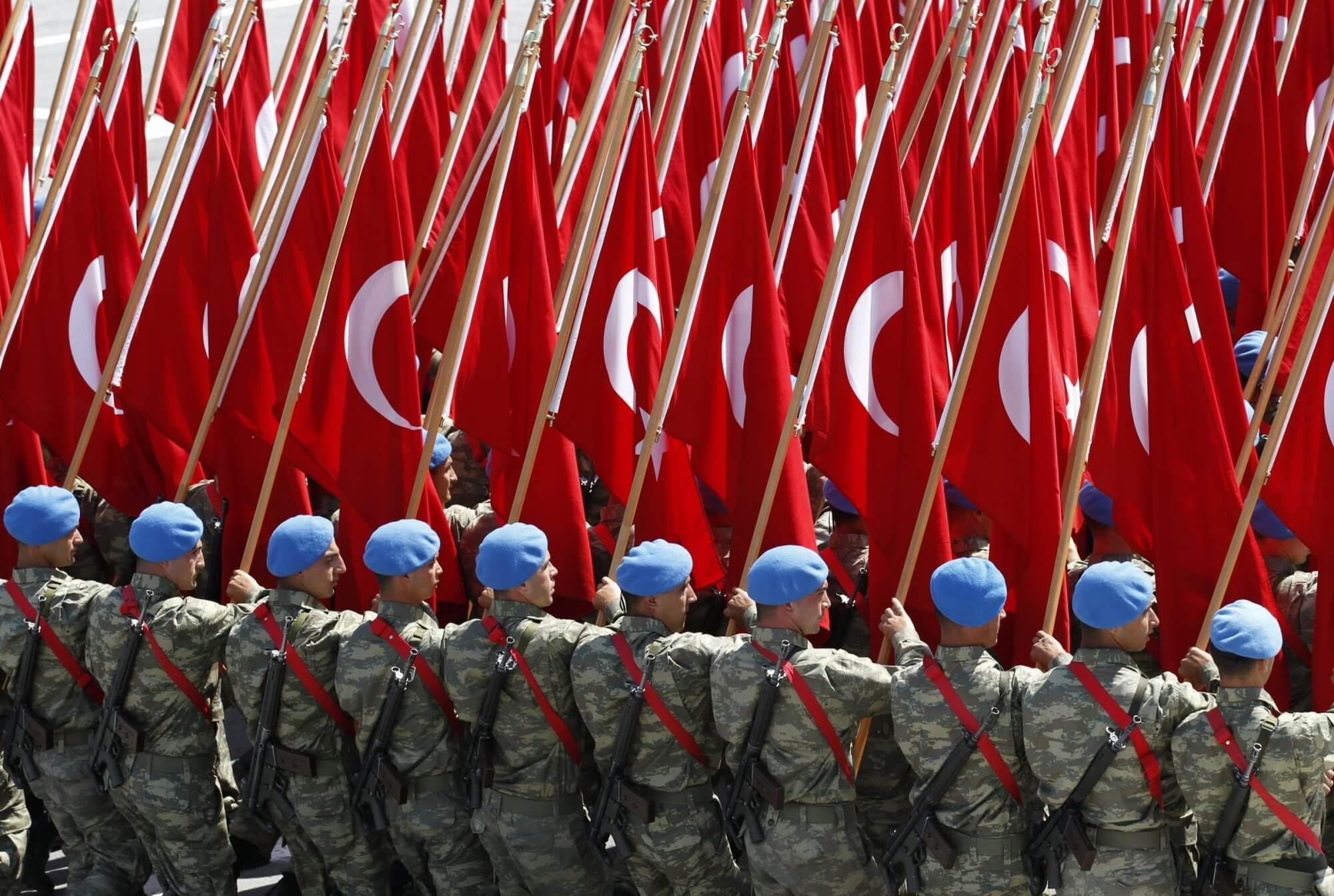 Turkish parliament approves troop deployment to Qatar