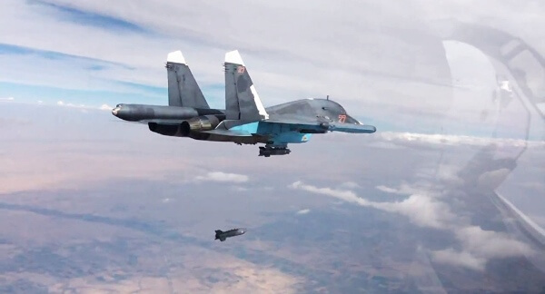 Australia suspends air missions over Syria amid US-Russia tensions