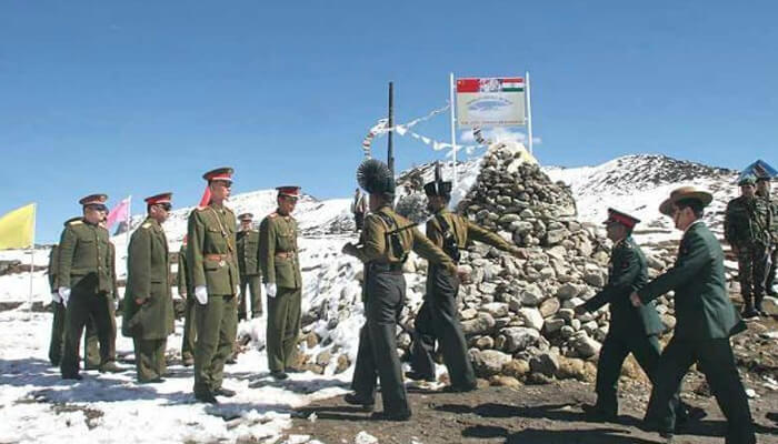What's behind the India-China border stand-off?